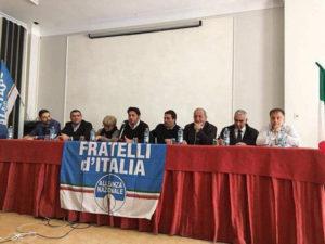 FdI Calabria: in trentaquattro al congresso nazionale
