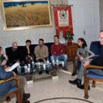 """Provincia Cosenza: Iacucci riceve  giovani artisti  """"Create Danza"""""""