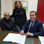 Crosia: comune firma protocollo con la Fondazione Lanzino