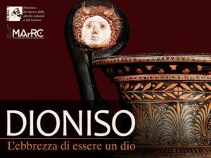 Reggio: al Museo Archeologico mostra dedicata a Dioniso