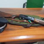 Fucile e munizioni sequestrati dai Carabinieri nel Vibonese