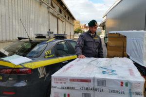 Contrabbando: banda specializzata nel Napoletano, 11 arresti