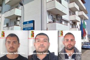 Droga e armi: tre arresti a Gioia Tauro
