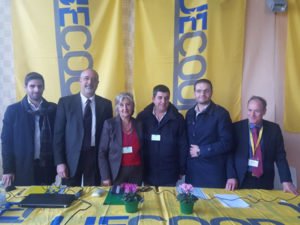 Coldiretti Calabria: Infusino eletta presidente Ue.Coop