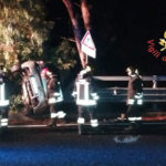 Incidenti stradali: Alfa fuori strada a Copanello,un ferito grave