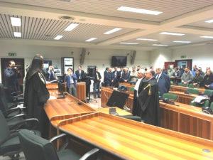 Giustizia: insediato a Catanzaro nuovo Procuratore aggiunto