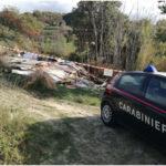 Ambiente: discarica abusiva sequestrata nel Cosentino
