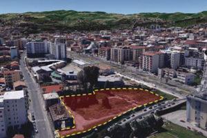 Combustione illecita rifiuti:sequestro area edificabile a Cosenza
