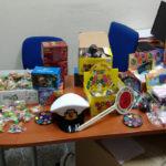 Lamezia: Polizia Locale, sequestra luminarie e giocattoli pericolosi