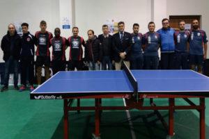 Tennistavolo vittoria in B2 del Castrovillari