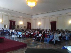 """Cosenza: al via  V edizione concorso  """"Teatro in Note"""""""