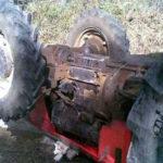 Incidente sul lavoro, uomo travolto da trattore nel Cosentino