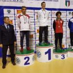 Karate Fijlkam: il lametino  Pino conquista bronzo nazionale