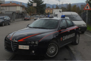 Furto: 18enne denunciato dai carabinieri di San Calogero