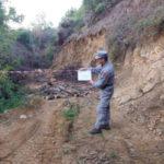 Furto di legna gia' sequestrata, una denuncia nel Cosentino