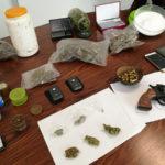 Droga: un arresto e una denuncia a Bisignano