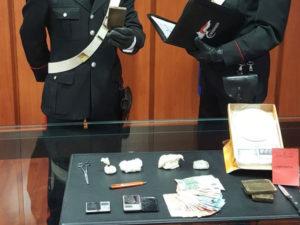 Droga: spaccio di cocaina e hashish, un arresto a Cosenza