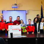 Lamezia: Natale Speciale per La Lucky Friends al Liceo Galilei