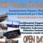 Lamezia: Open Day all'Ite Valentino De Fazio