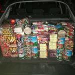 Botti: Siderno, Polizia sequestra 2 quintali di fuochi d'artificio