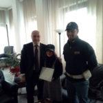 Violenza donne: Giada Poliziotta honoris causa per impegno campagna