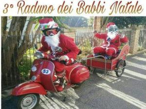 """Platania: tutto pronto per il tradizionale """"Raduno dei Babbi Natale"""""""