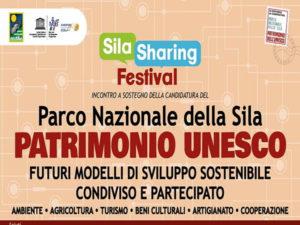 """""""Sila Sharing Festival"""" Giovedì 21 alla Provincia di Cosenza"""
