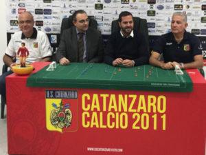 Catanzaro: il calcio in miniatura incontra il calcio professionistico