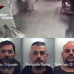 Lamezia: Cc salvano il natale, in manette banda napoletani