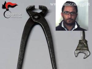 Furto auto: 35enne arrestato in flagranza dai Carabinieri
