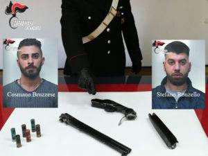 Rapine: colpo a ufficio Pt nel Catanzarese, due arresti