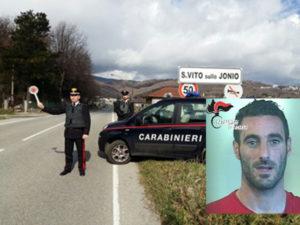 Violenza donne: apposta l'ex con coltello, arrestato dai Carabinieri