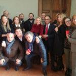 Catanzaro: scambio di auguri sindaco e i dipendenti comunali