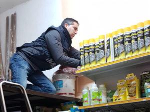 Botti: Gdf Torino scopre deposito clandestino fuochi artificio