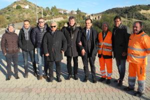 Catanzaro: Bruno consegna lavori bretella provinciale 9