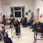 Lamezia: Mtl visita la casa di riposo comunale