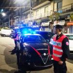 Sicurezza: controlli carabinieri compagnia Tropea