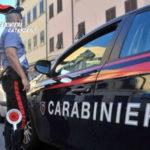 Persecuzione e violenza privata, 2 uomini arrestati dai Cc