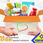 Lamezia: raccolta alimentare di Confintesa a fiera Dolce Natale