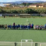 Calcio: piccoli amici, in festa tanti bambini al Curto