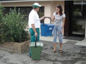 Cittanova: comune avvia raccolta differenziata porta a pota