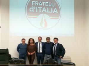 Conflenti: presentato nuovo circolo di Fratelli d'Italia