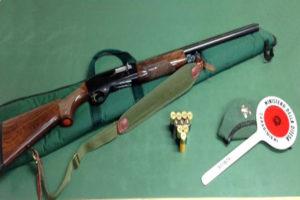 Caccia in area protetta, una denuncia dei carabinieri forestali