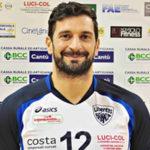 Pallavolo: Top Volley Lamezia ingaggia Umberto Gerosa