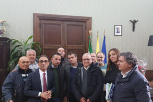 """Catanzaro: progetto per proteggere """"dune"""" Giovino"""
