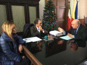 Catanzaro: sindaco incontra direttore accademia belle arti