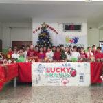 "Lucky Friends di Lamezia Terme all 'IC ""Falerna"