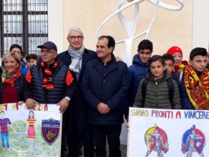 """Calcio: Provincia Catanzaro, """"citta' merita grande squadra"""""""