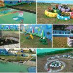Lamezia: inaugurazione del parco giochi del Redentore