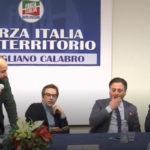 Corigliano: poste le basi per rilancio Forza Italia